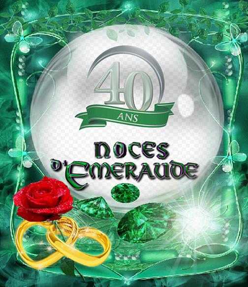 Anniversaire De Mariage Noces D Or Etc